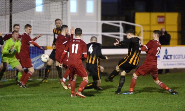 The Highland League has been in cold storage since January 11