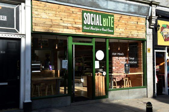 Social Bite in Aberdeen