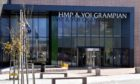 More than 760 working days have been lost at HMP Grampian.