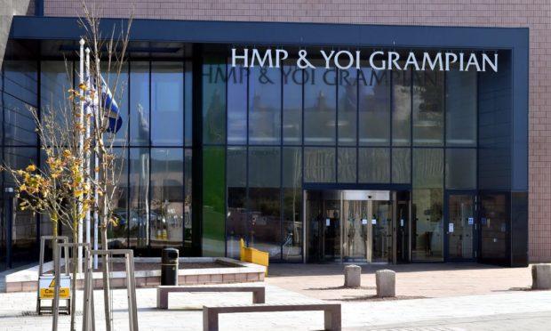 More than 800 virtual visits were undertaken this year at HMP Grampian.