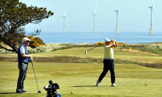 Murcar Links are one of the golf clubs who have already released their 2021 prices.