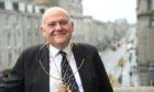 Aberdeen's Lord Provost Barney Crockett.
