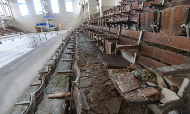 The Save Bon Accord Baths team is hoping to secure volunteers with skills in funding and marketing to help it redevelop the site.