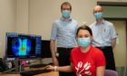 Friends of ANCHOR and NHS Grampian Endowment Fund backed the purchase of cutting edge software costing £54,050 for ARI.