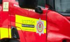 Crews from Huntly, Insch and central station in Aberdeen are currently in attendance.