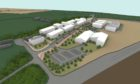 How the planned expansion of Scotland's Rural College could look