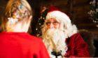 Santa's workshop covid