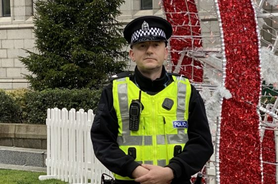 Sergeant Adam Mellis
