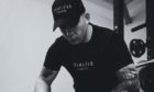 Former champion boxer Matty McAllister has launched Fearless Fighter clothing