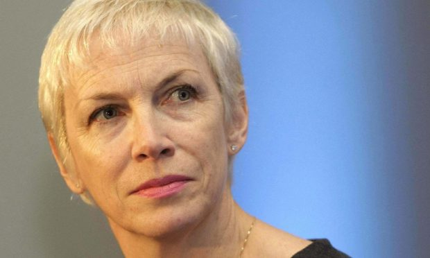 Singer Annie Lennox will be part of a new show on Scottish female music stars.