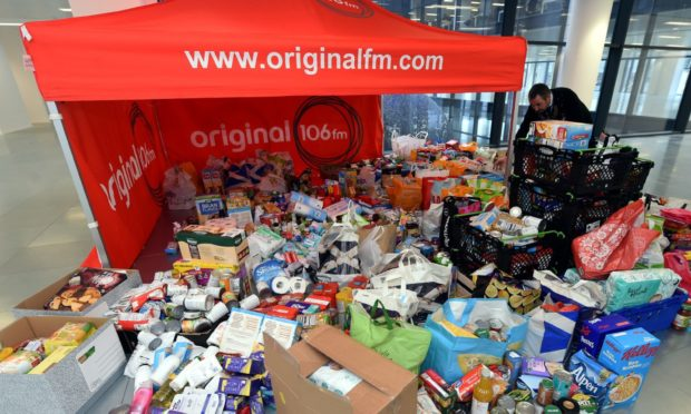 Donations from Original 106 Christmas Appeal in 2019
