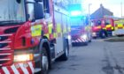 New figures show how many call-outs the fire service have attended on Christmas day.