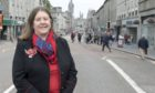 Aberdeen City Council housing spokeswoman Councillor Sandra Macdonald