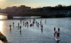 The Santa Stand Up Paddle has been cancelled this weekend