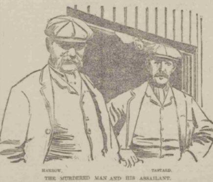 Harrow and Tastard. Aberdeen.
