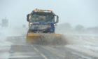 Weather conditions over the past 10 days have caused problems for Aberdeen's gritter teams.