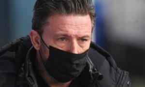Boss Derek McInnes demands Aberdeen reclaim Premiership's third spot to bounce back from Dingwall shocker