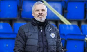 St Mirren warn Aberdeen to rule out any thoughts of approaching manager Jim Goodwin