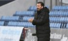 Dons manager Derek McInnes has received criticism following the defeat to Ross County.