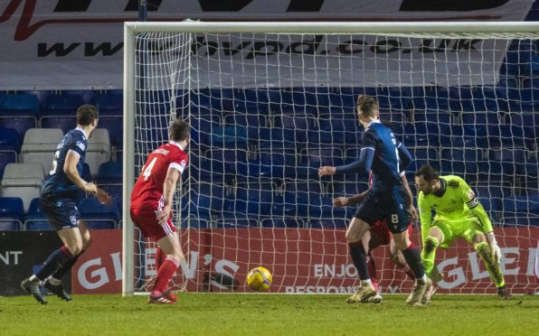 Aberdeen need to show an improvement after being beaten 4-1 by Ross County.