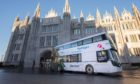Aberdeen City Council and First Bus have unveiled new hydrogen-powered double deckers.