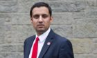 Anas Sarwar has won the support of the Aberdeen Nine.