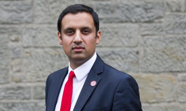 Scottish Labour leadership candidate Anas Sarwar.