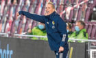 Former Scotland head coach Shelley Kerr.