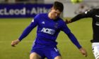 Cove Rangers midfielder Jamie Masson.