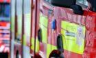 Scottish Fire and Rescue are at the scene