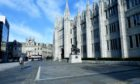 Marischal College was due to be lit up to support World Parkinson's Day at the weekend.