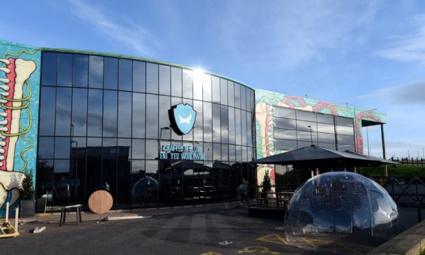Plans for an anaerobic digestion plant at BrewDog in Ellon are recommended for approval.
