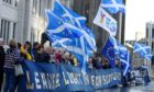 How does the SNP manage independence aspirations?