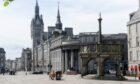 The Castlegate, Aberdeen.
