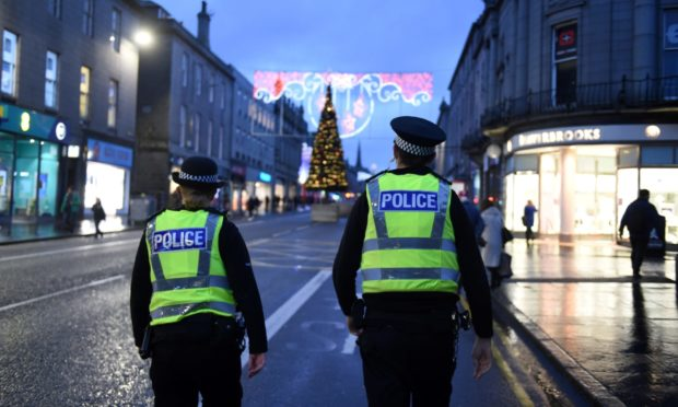 Police officers have already handed out eight fixed penalty notices this year, and arrested one person in the north-east.