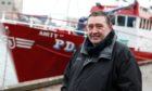 North-east skipper Jimmy Buchan said delays had been caused by Brexit.