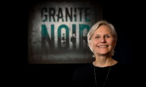 Jane Spiers, chief executive of Aberdeen Performing Arts is looking forward to Granite Noir.