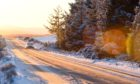 Councillor Robbie Withey defended staff following criticism over the gritting of roads.