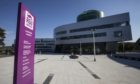 RGU's Garthdee campus.