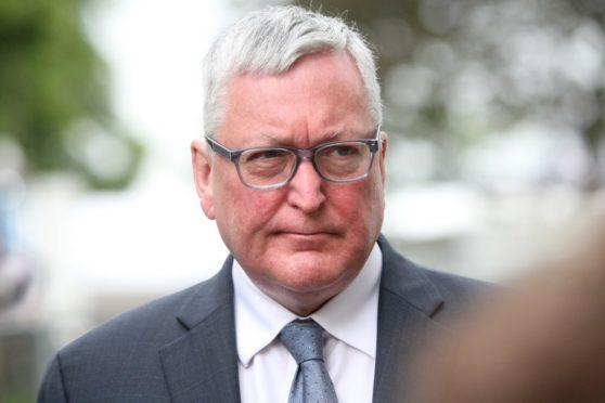 Tourism Secretary Fergus Ewing