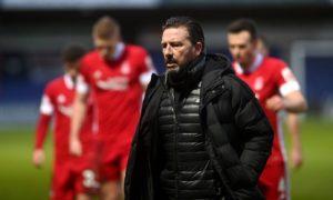 Aberdeen boss Derek McInnes demands misfiring attack sharpen up