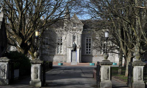 Aberdeen Grammar School.
