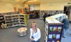 Sharon Jamieson, Live Life Aberdeenshire Libraries and Information services manager.  Picture by Kami Thomson.