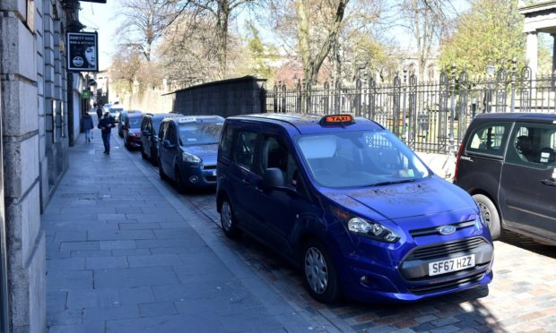 A formal consultation will now begin for the removal of two taxi ranks, including Back Wynd, and the introduction of five others.