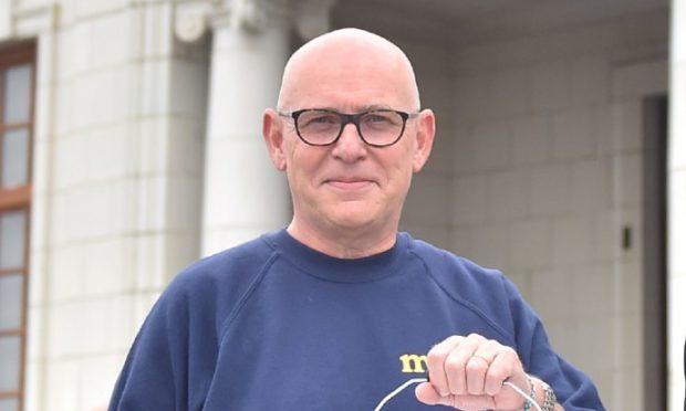 Mental Health Aberdeen director Graeme Kinghorn.