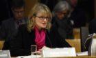 Susan Webb, director of public health for NHS Grampian