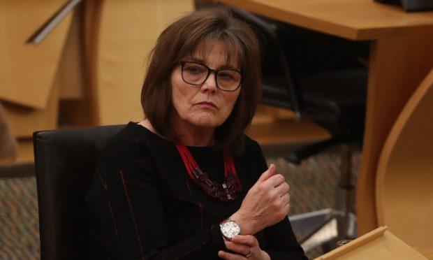 Health secretary Jeane Freeman.
