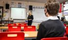 The Scottish Government is planning a phased return to the classroom from February 22.