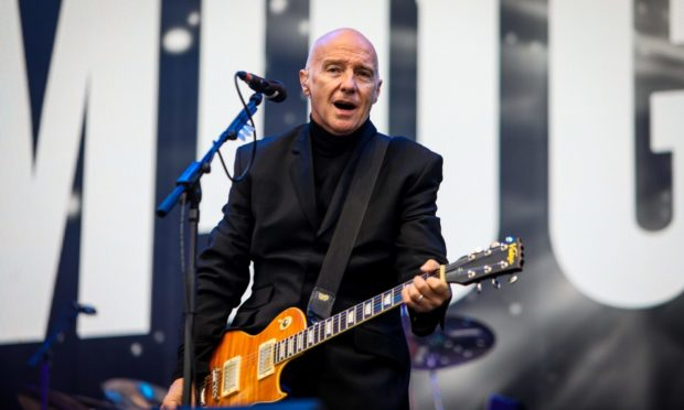 Midge Ure is set to thrill fans with his Voice & Visions tour when it arrives at Aberdeen's Music Hall in February next year.
