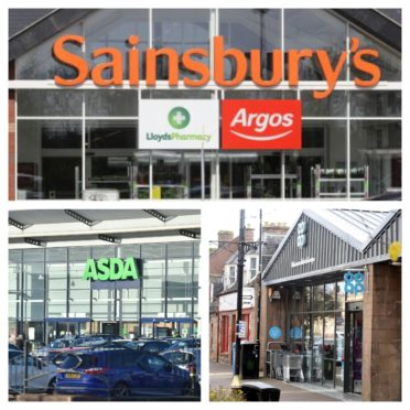 Sainbury's, Asda and the Co-op have recalled several seafood products due to fears they may be contaminated with salmonella